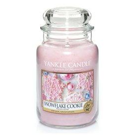 Yankee Candle Snowflake Cookie Large Jar