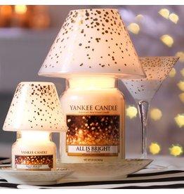 Yankee Candle Holiday Party - Small Shade & Tray