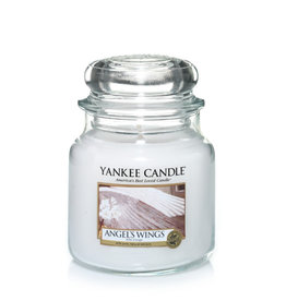 Yankee Candle Angel's Wings Medium Jar