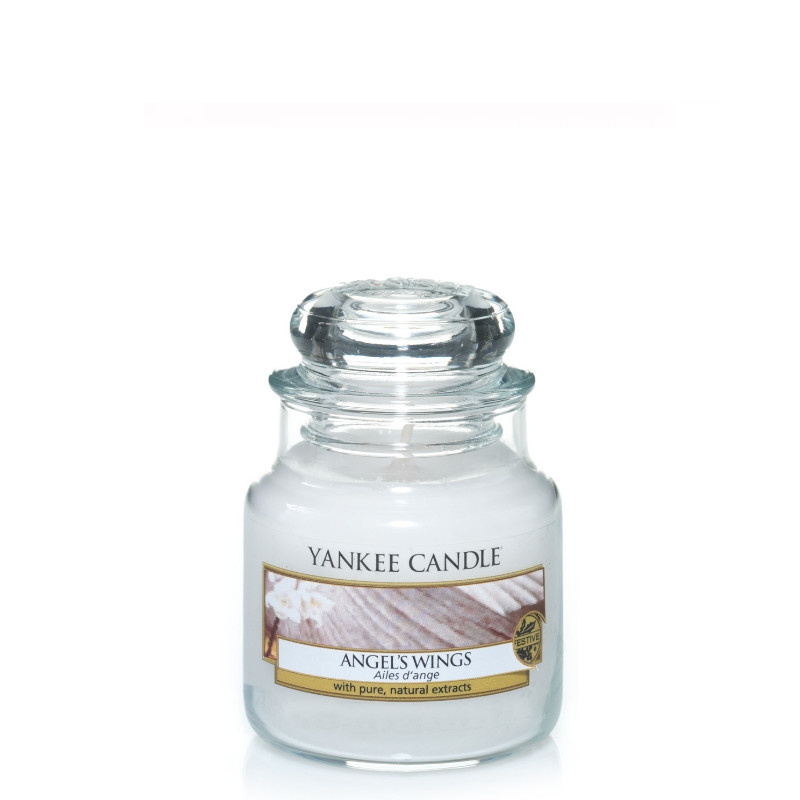 Yankee Candle Angel's Wings Small Jar
