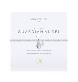 Joma Jewellery A Little - Guardian Angel - Armband Zilver
