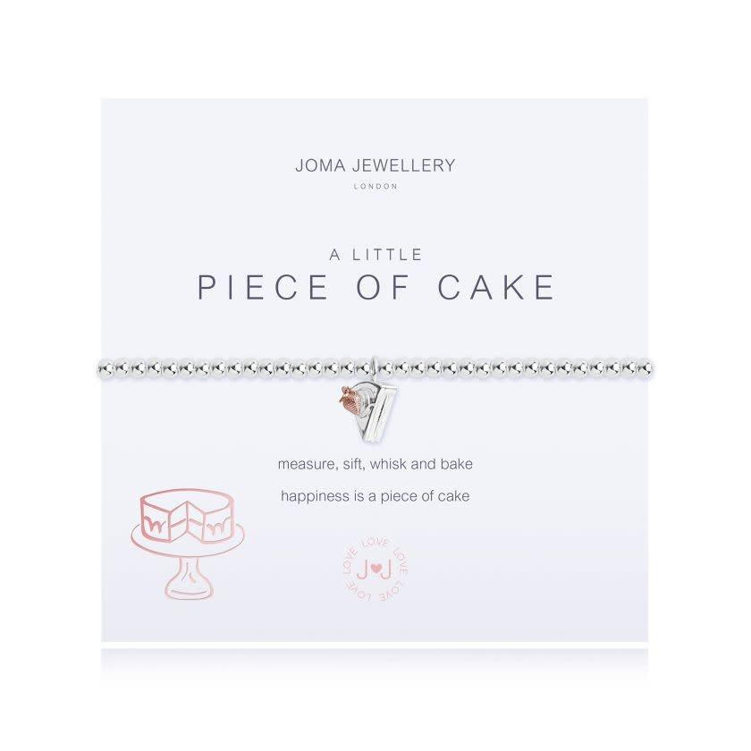 Joma Jewellery A Little - Piece of Cake