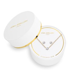Joma Jewellery Sentiment Set - Wonderful Mum