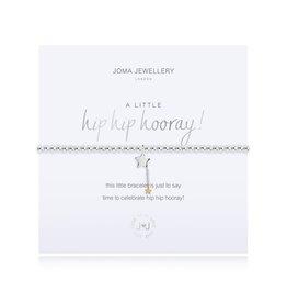 Joma Jewellery A Little - Hip Hip Hooray
