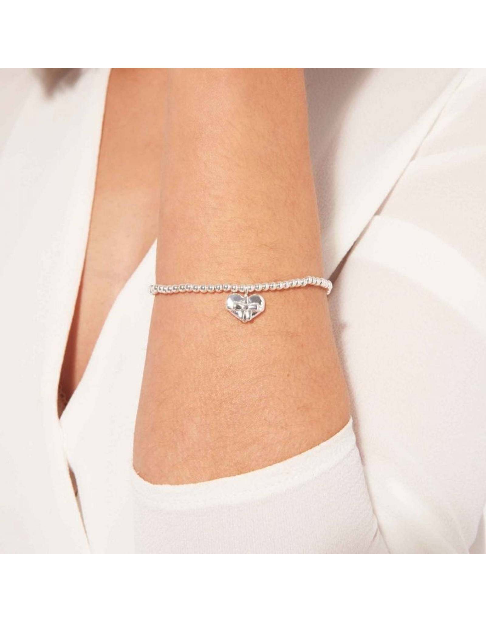Joma Jewellery A Little - Just for You - Armband Zilver