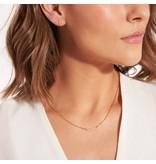 Joma Jewellery Juwelenset - Always Sparkle - Ketting & Oorbellen Goud