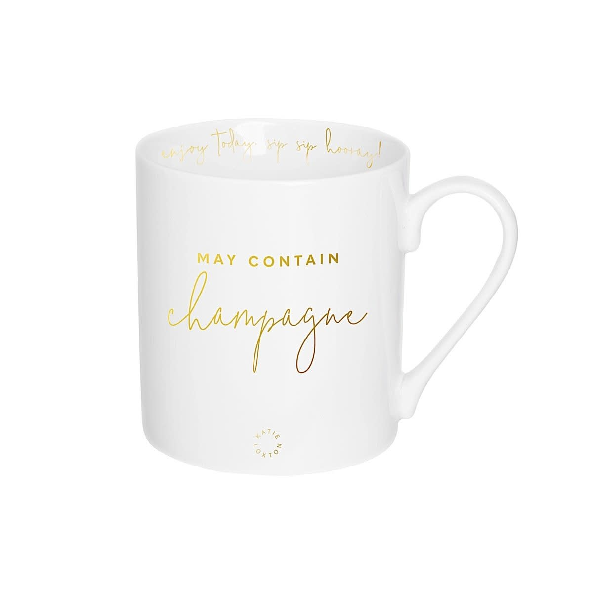 Katie Loxton Mok - May Contain Champagne