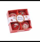 Badefee Giftbox Crèmebad - Merry Christmas