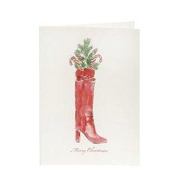 Goodwill Wenskaart - Christmas Bootie