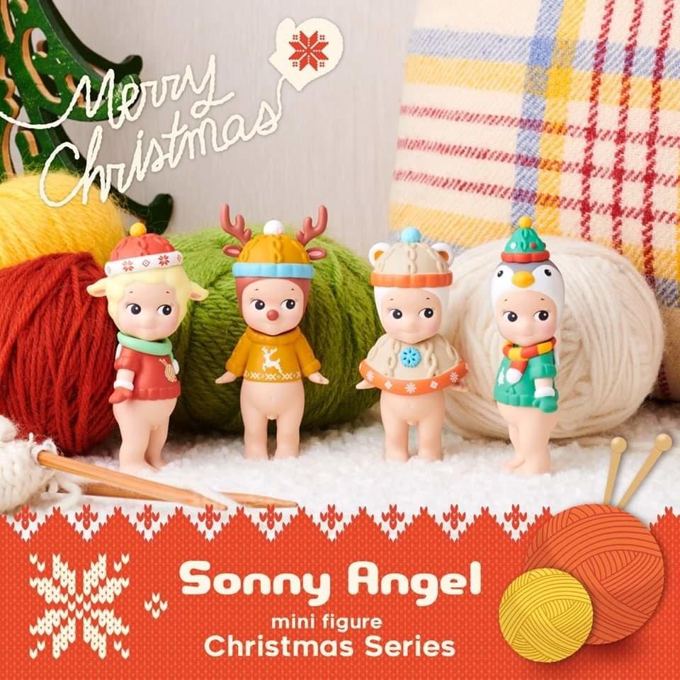 Sonny Angel Christmas Series 2019