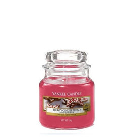 Yankee Candle Frosty Gingerbread - Small Jar