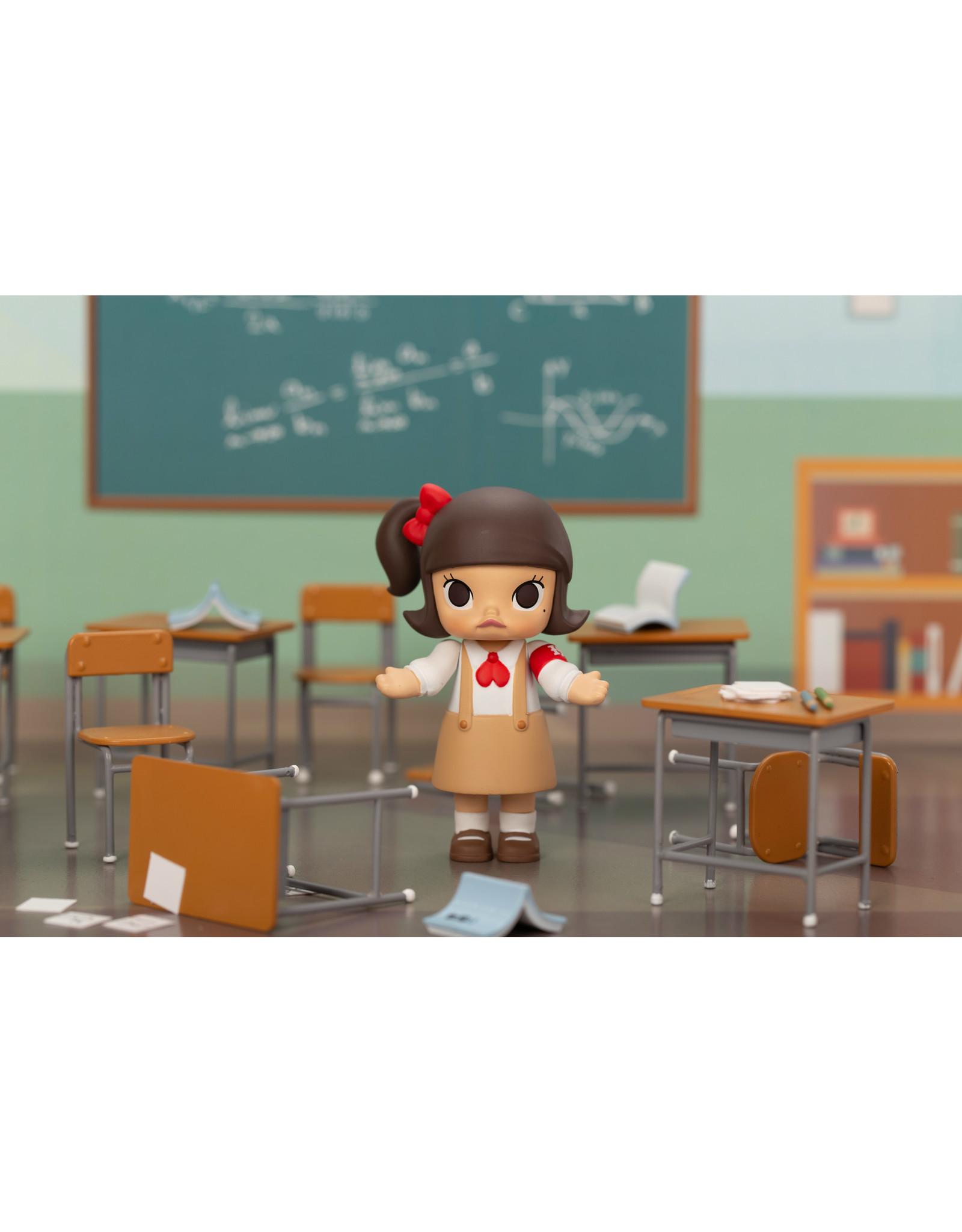 Pop Mart Molly - School Life