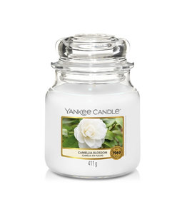 Yankee Candle Camelia Blossom - Medium Jar