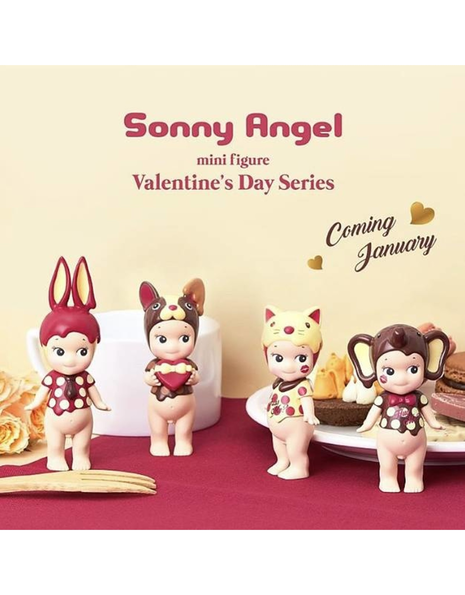 Sonny Angel Valentijn 2020