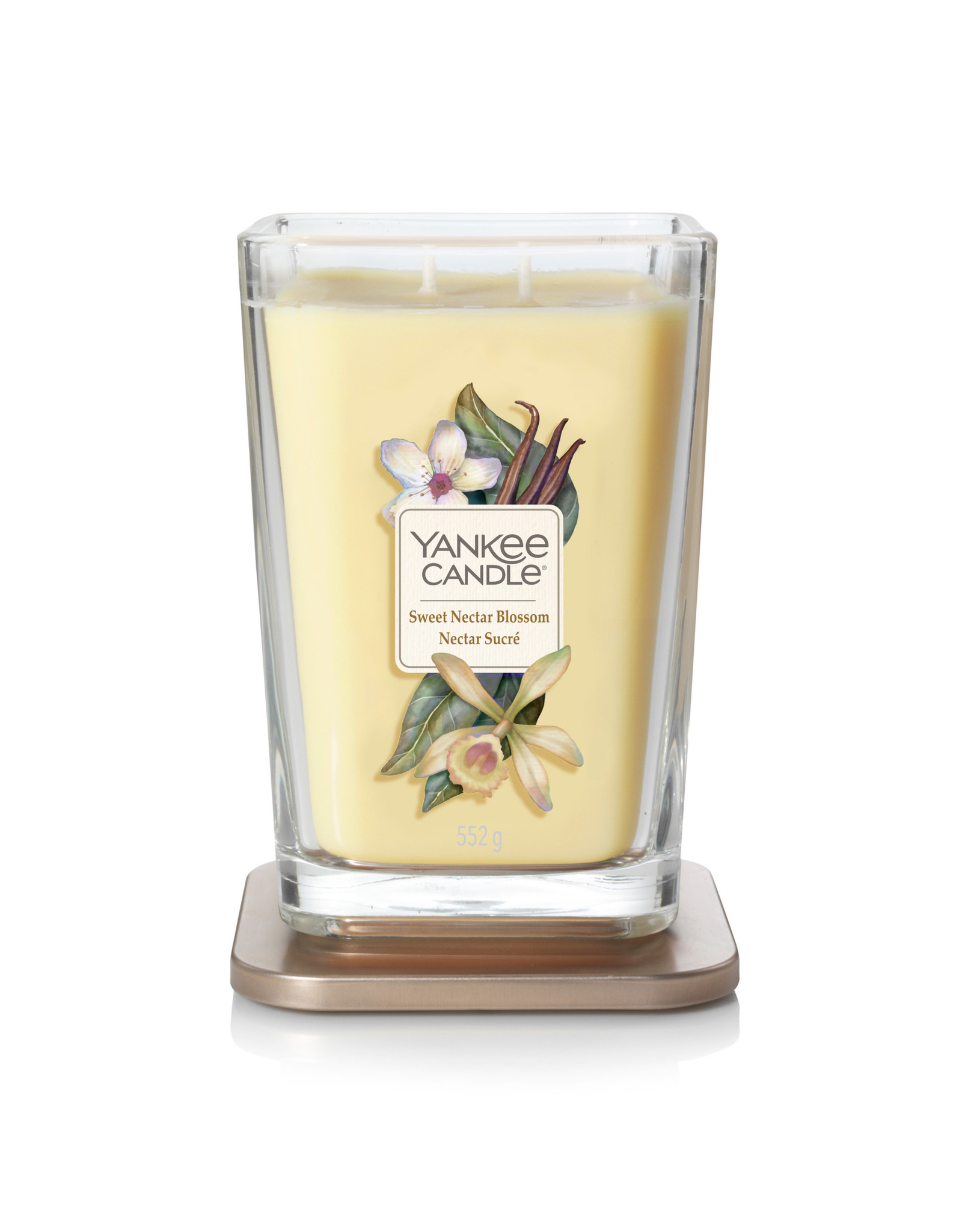 Yankee Candle Sweet Nectar Blossom -  Large Vessel