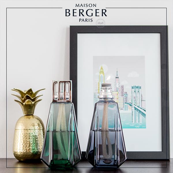 Lampe Berger Geurbrander - Urban Grijs