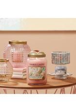 Yankee Candle Pastel Romance - Small Shade & Tray