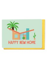 Enfant Terrible Wenskaart - Happy New Home