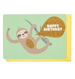 Enfant Terrible Wenskaart - Happy Birthday