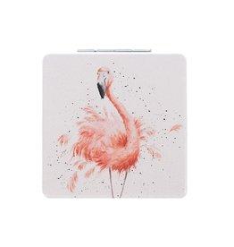 Wrendale Spiegeltje - Pretty in Pink
