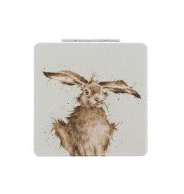 Wrendale Spiegeltje - Hare-Brained