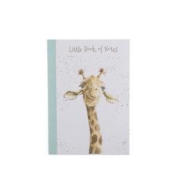 Wrendale Notitieboekje - Giraffe A6