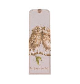 Wrendale Bladwijzer - Owls