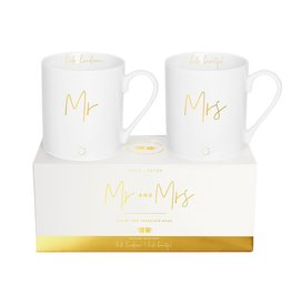 Katie Loxton Giftset Mokken - Mr & Mrs