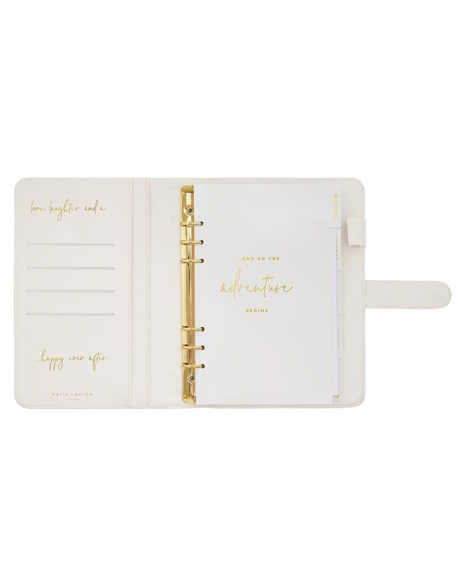 Katie Loxton Planner - Our Wedding Day