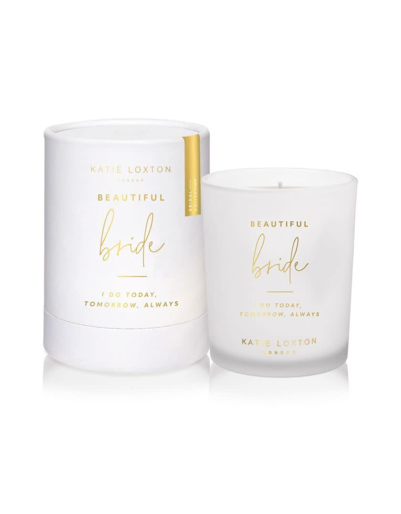 Katie Loxton Kaars - Beautiful Bride