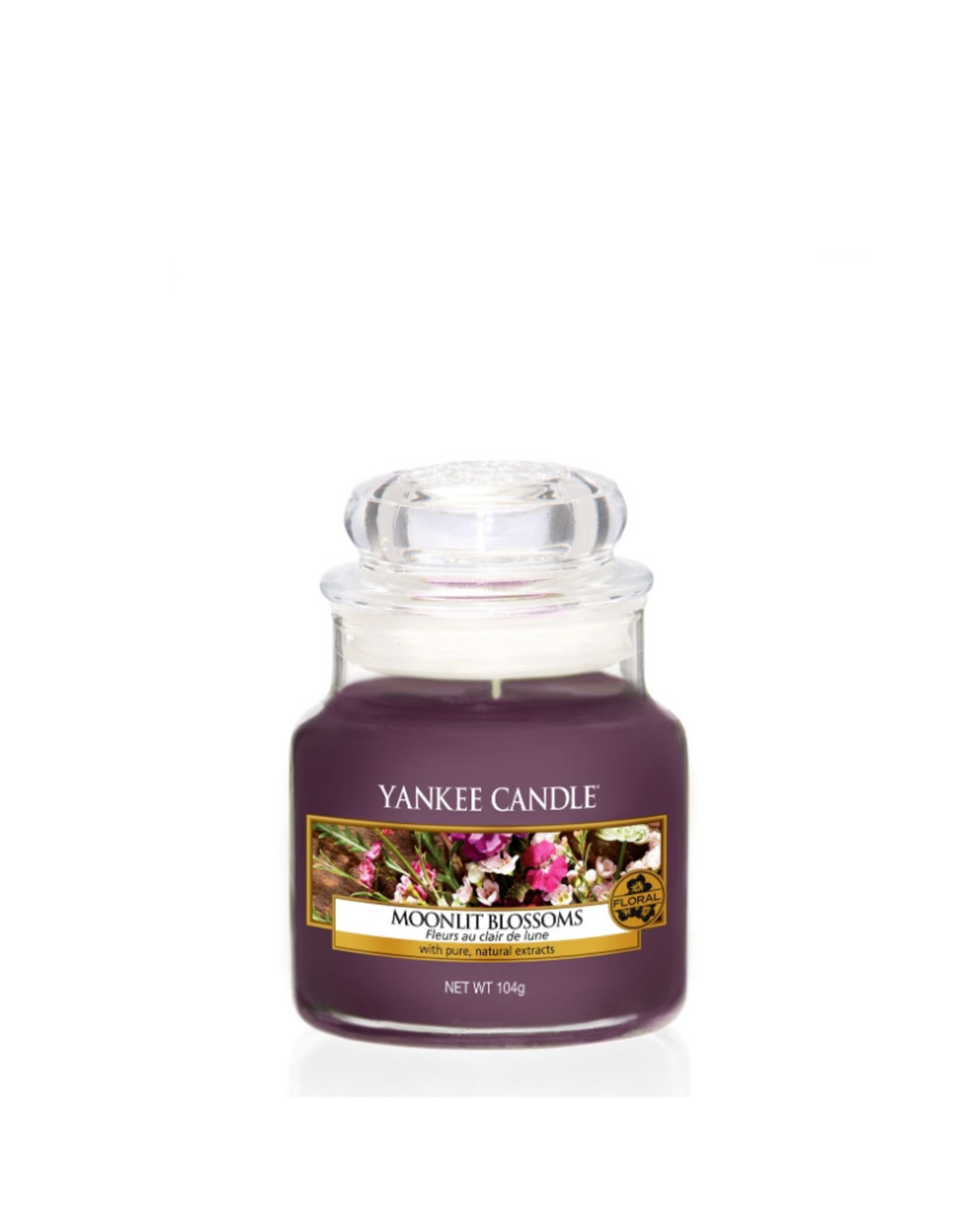 Yankee Candle Moonlit Blossoms - Small Jar