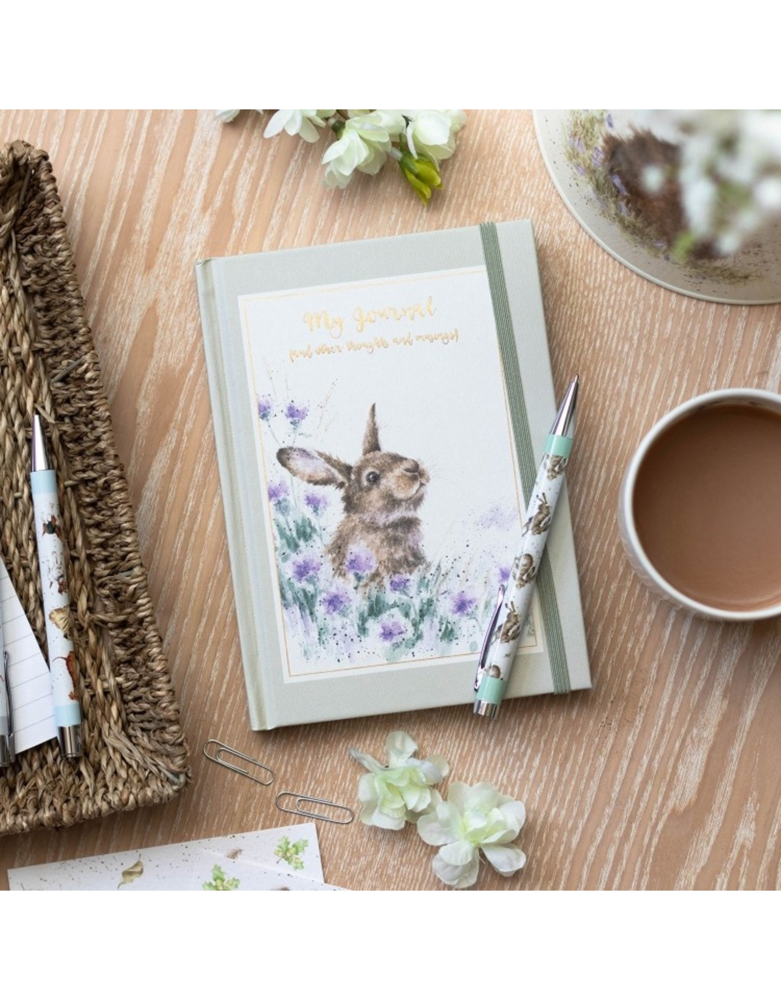 Wrendale Journal - Some Bunny