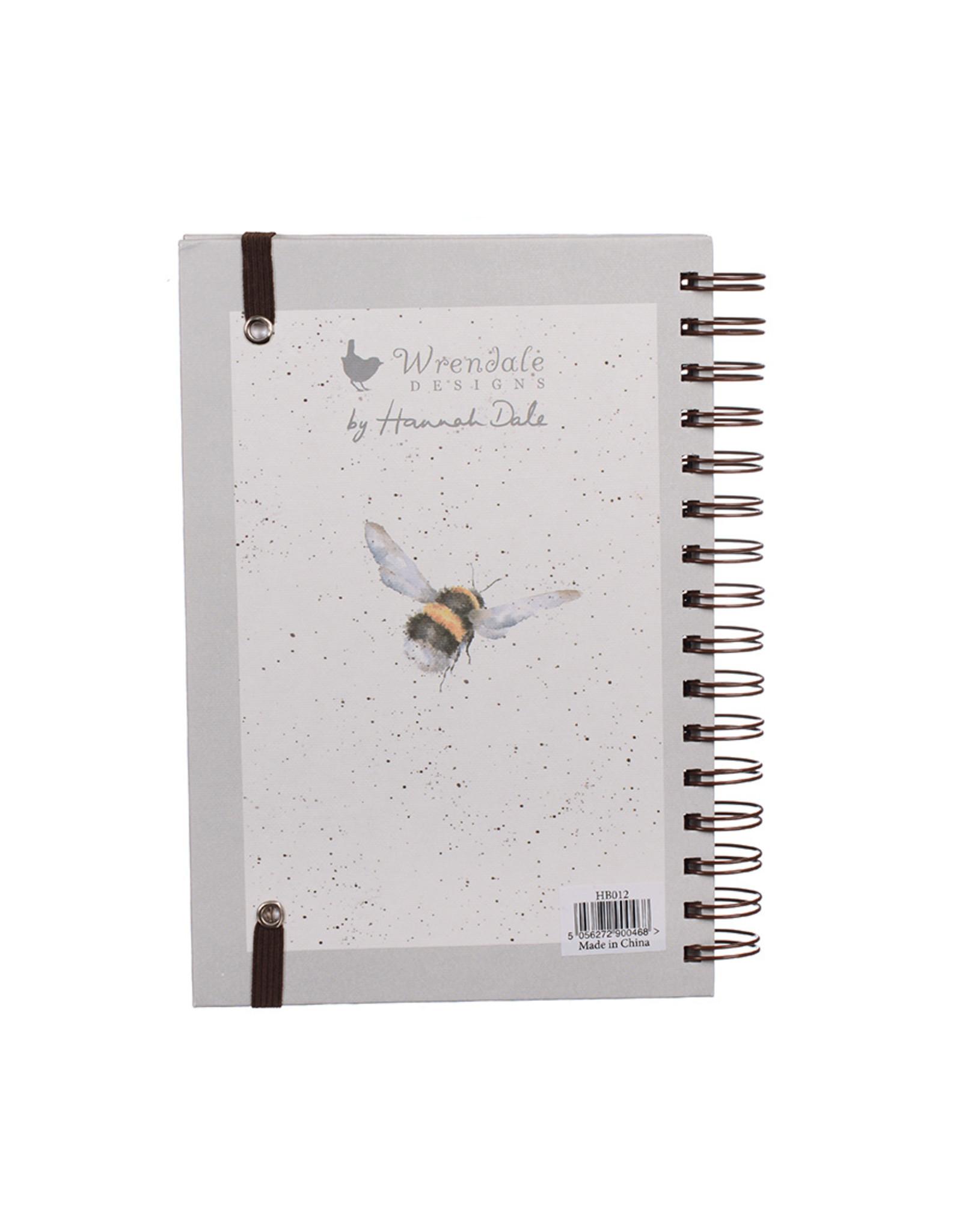 Wrendale Notitieboek - Flight of the Bumblebee A5