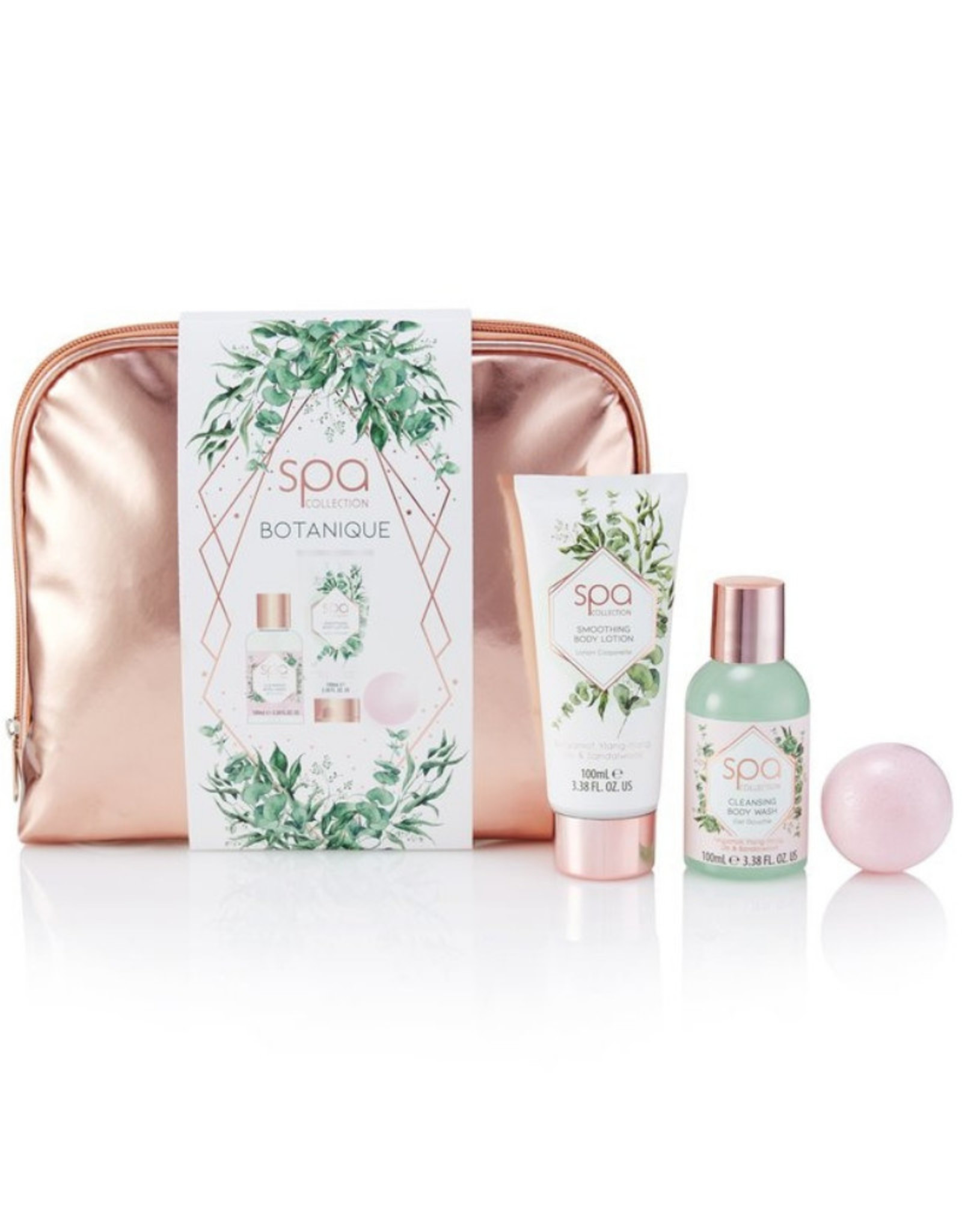 Style & Grace Spa Botanical - Toilettas Giftset