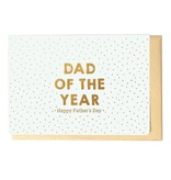 Enfant Terrible Wenskaart - Dad of the Year