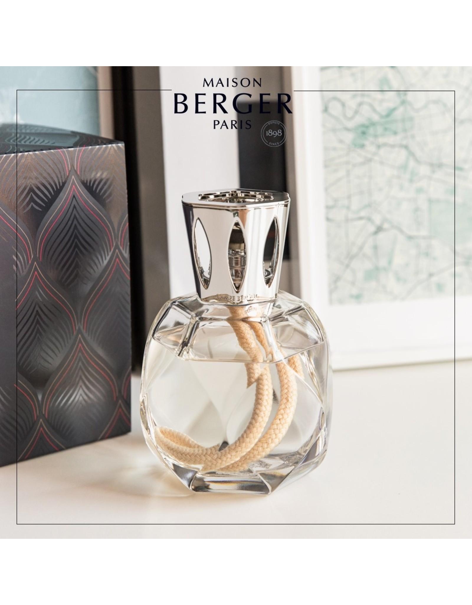 Lampe Berger Geurbrander Resonance - Transparant