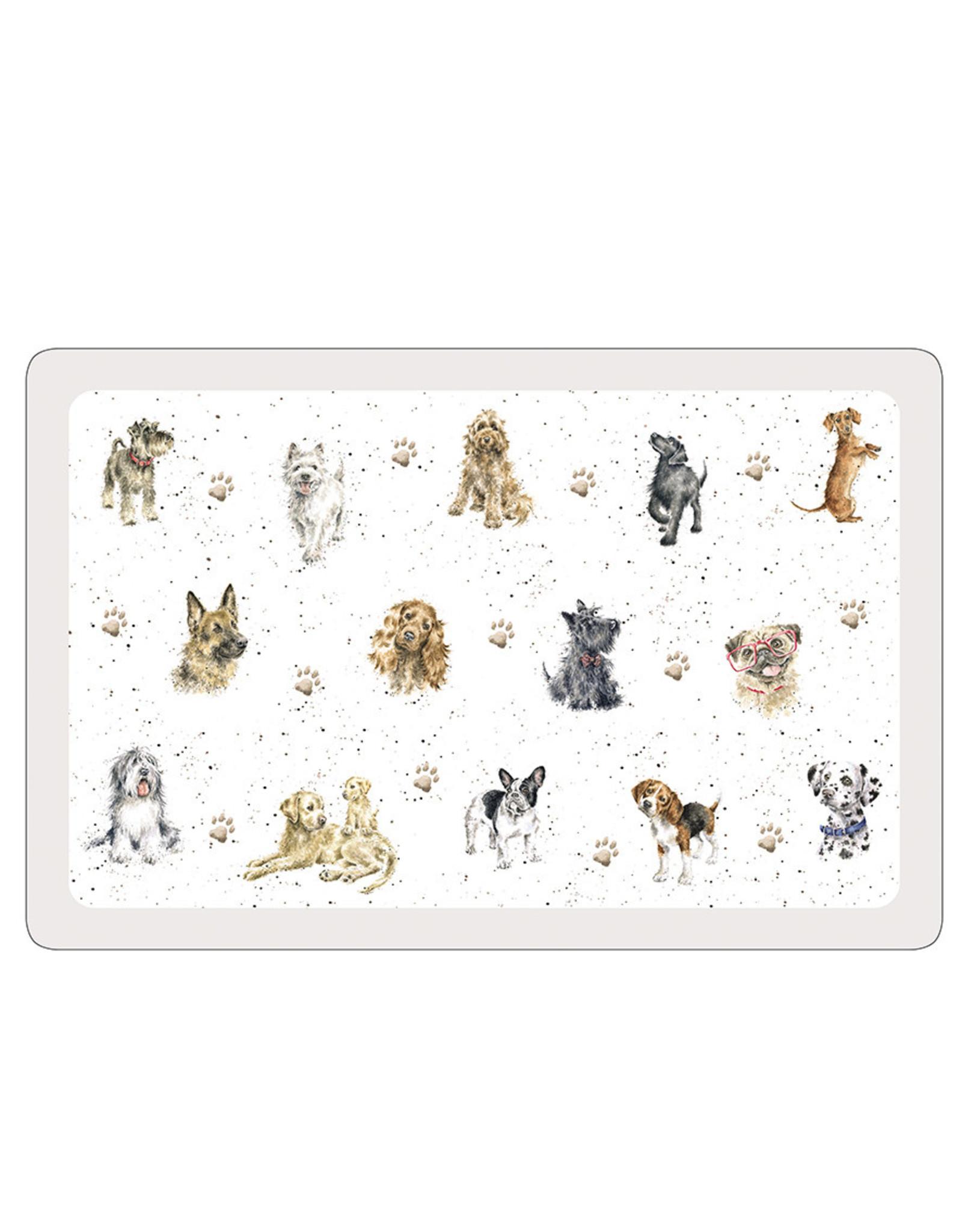 Wrendale Placemats - Dog - Set van 2