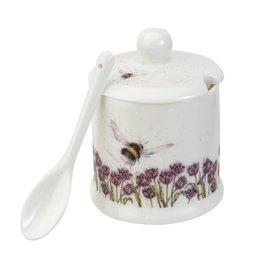 Wrendale Honing/confituurpotje - Bumble Bee