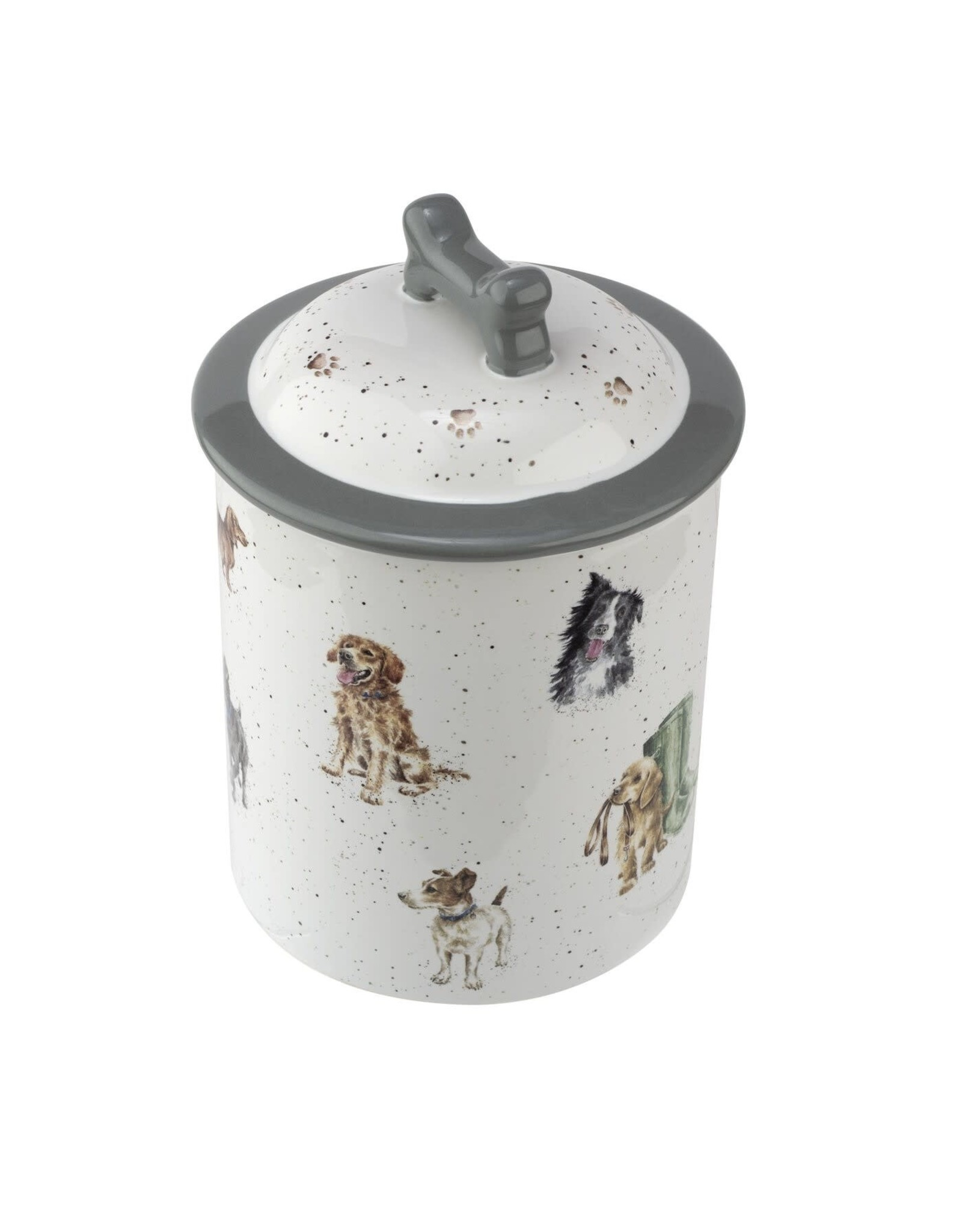 Wrendale Koekjespot - Dog