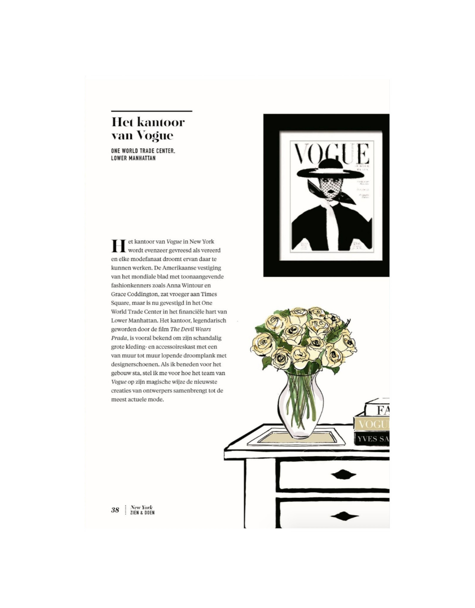 Uitgeverij Kosmos Megan Hess - New York