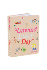 Chronicle Books Unwind Every Day - Journal