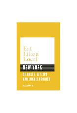 Uitgeverij Kosmos Eat Like a Local - NYC