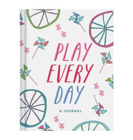 Chronicle Books Play Every Day - Journal