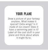 Chronicle Books 50 Fun things To Do on a Plane