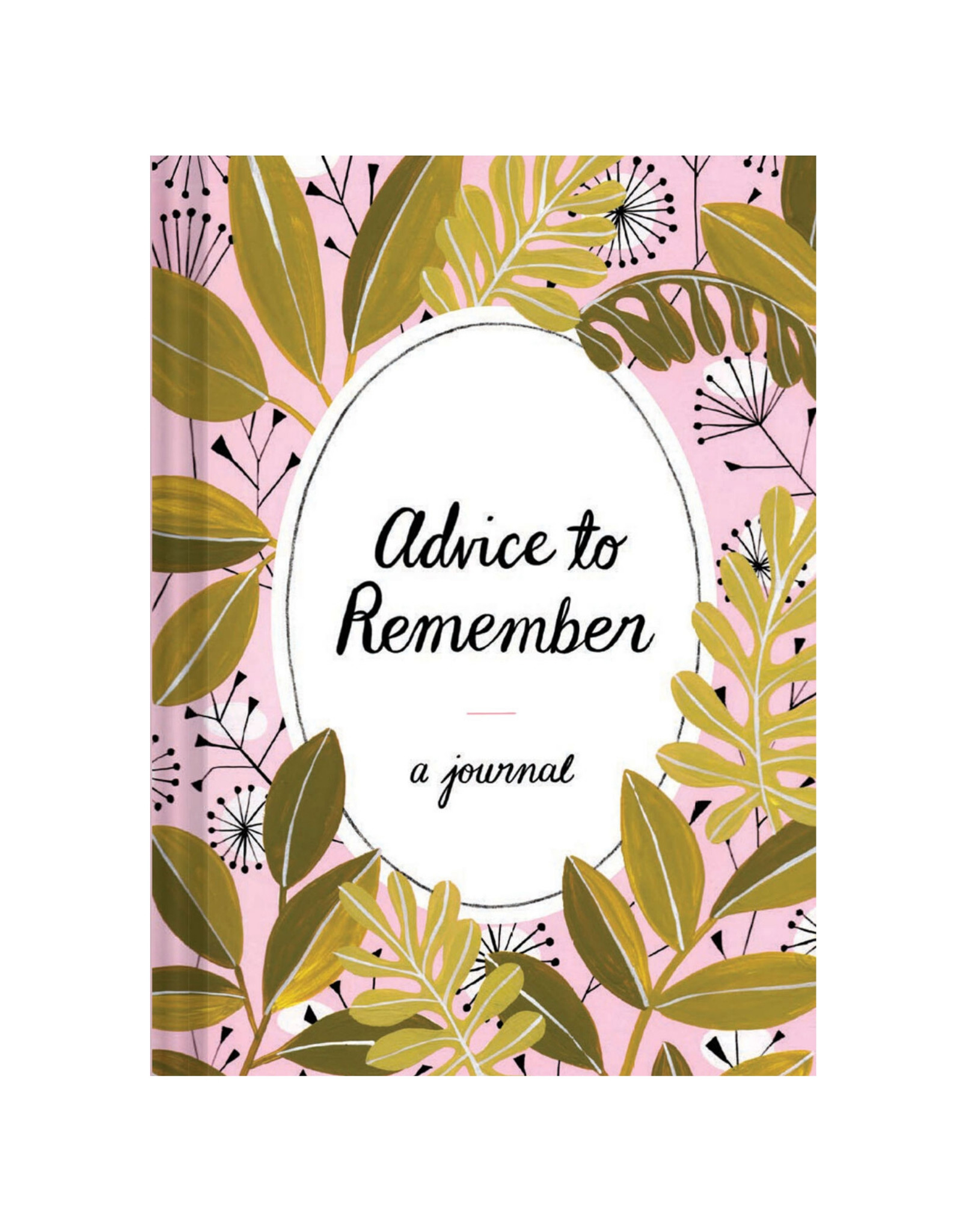 Chronicle Books Advice to Remember - Journal