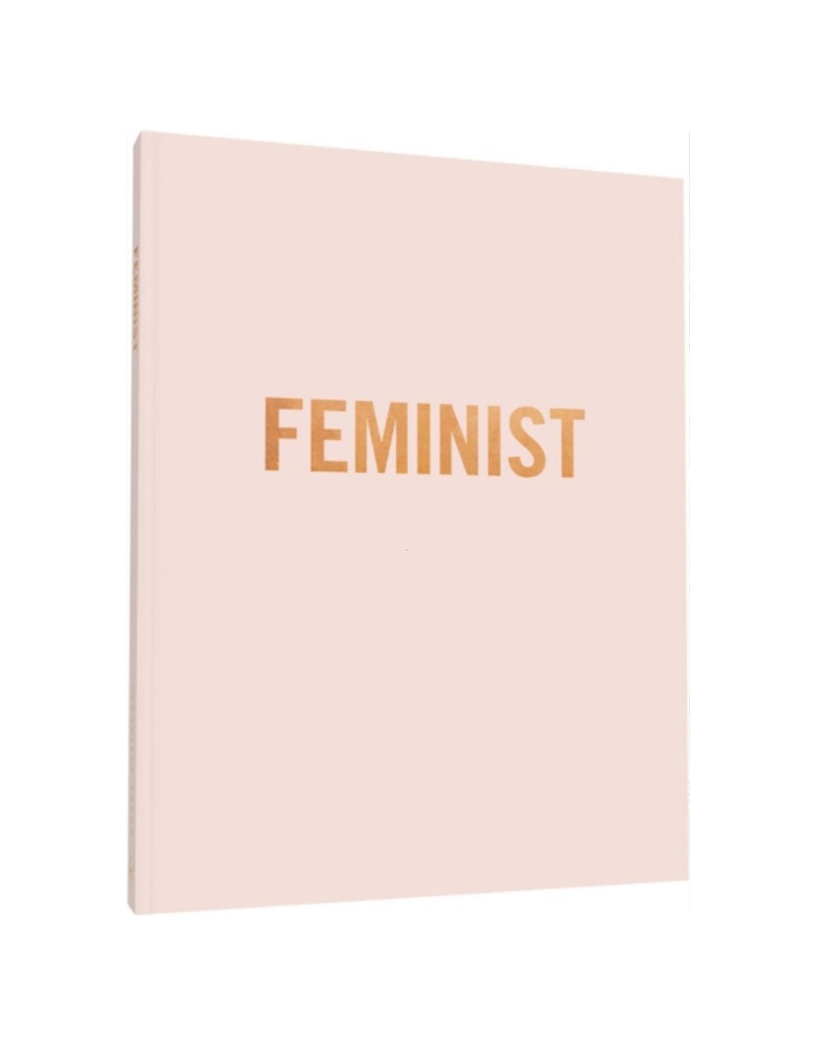 Chronicle Books Feminist Notitieboek