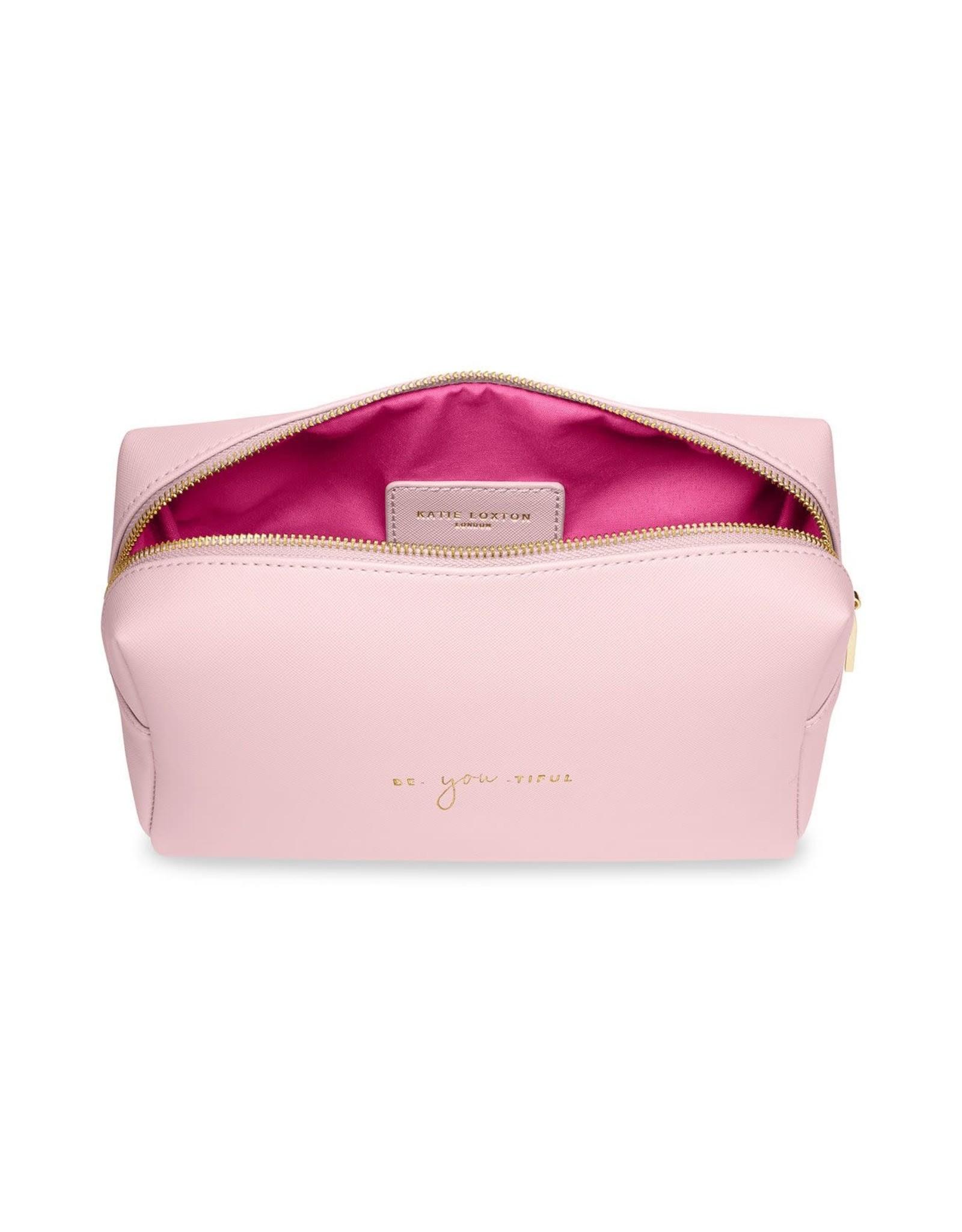 Katie Loxton Toilettas - Be-You-Tiful - Pink