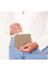 Katie Loxton Geldbeugel - Oh So Chic - Taupe