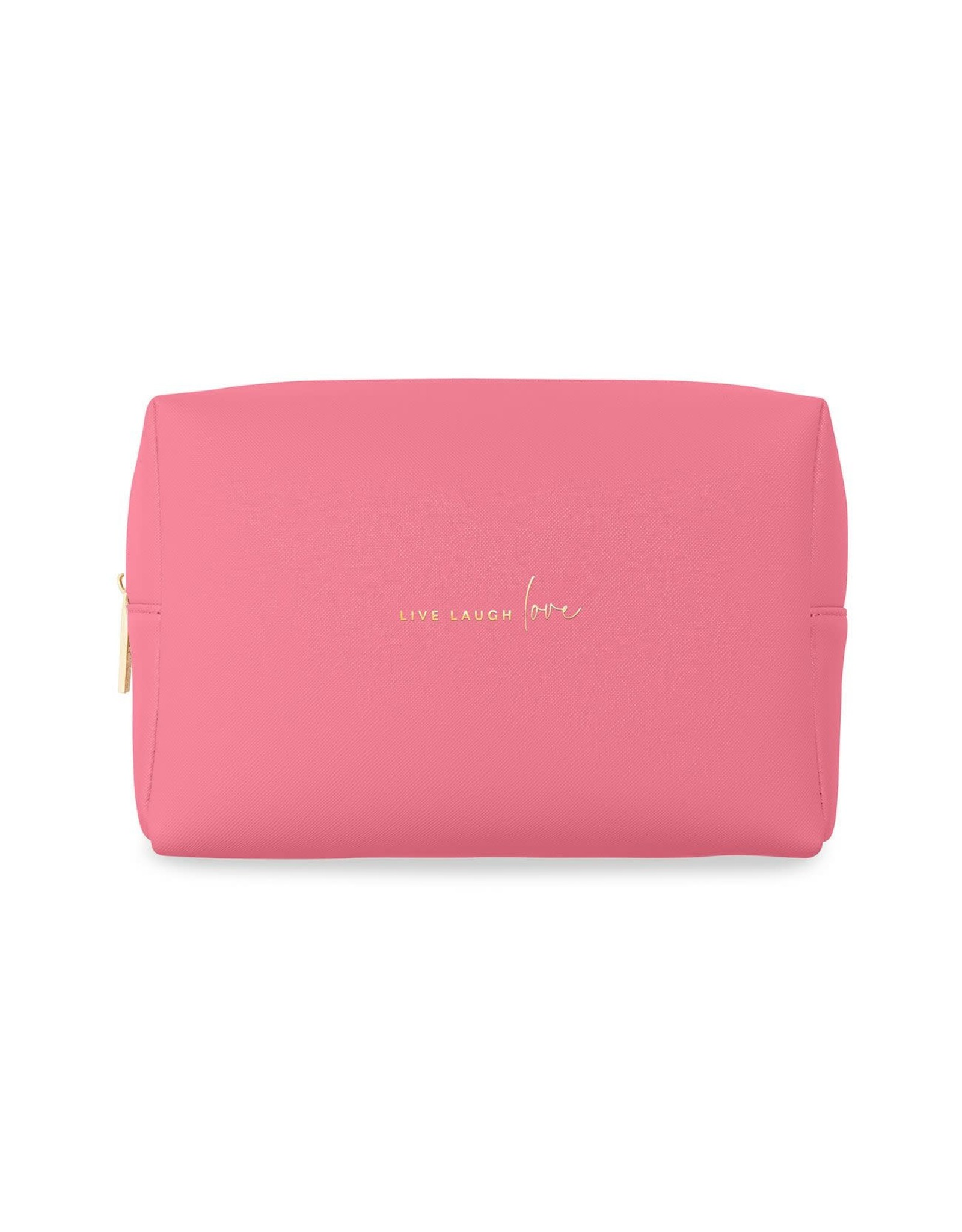 Katie Loxton Toilettas - Live Laugh Love - Hot Pink
