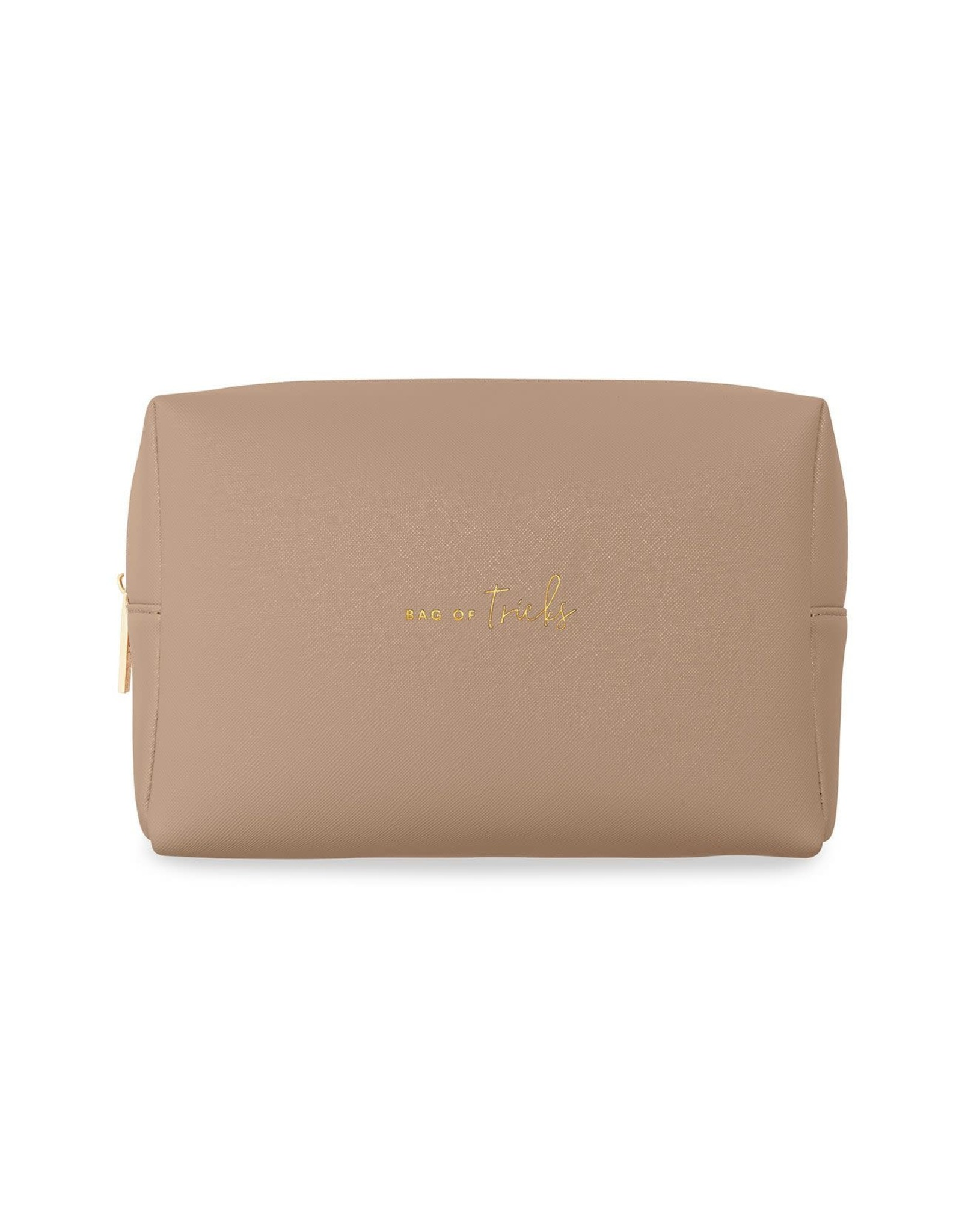 Katie Loxton Toilettas - Bag of Tricks - Taupe
